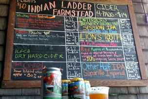 Indian Ladder Farmstead Brewery and Cidery