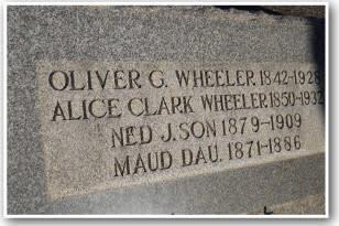 Oliver-Wheeler-headstone
