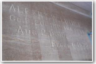 Albert-Luther-vault