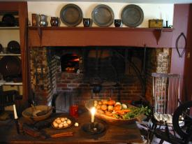 Historic Houses of Odessa - Hearth Cooking