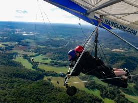 Red Tricycle_Lookout Mountain Hang Gliding