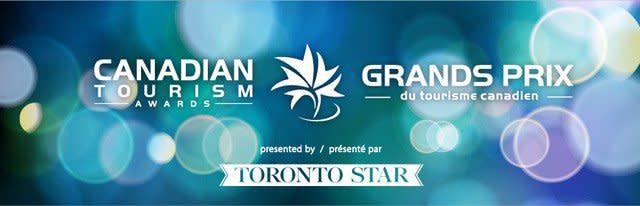 Canadian Tourism Awards Logo