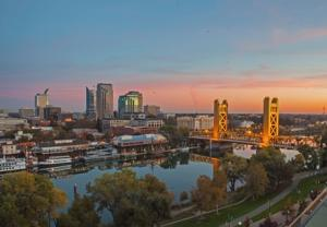 Sacramento brings out the best of all seasons.