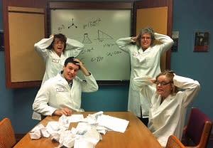 The Eugene, Cascades & Coast crew gets creative on a conference bid