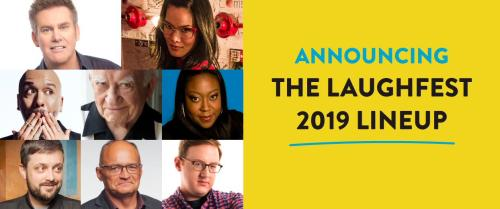 LaughFest 2019 Announcement