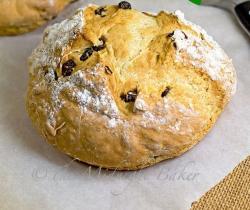 Irish Soda Bread Recipe Graphic