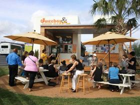 Juicebox and The Soup Peddler. Photo Credit David Ansel.