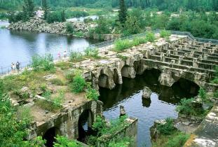 Pinawa Dam Provincial Park