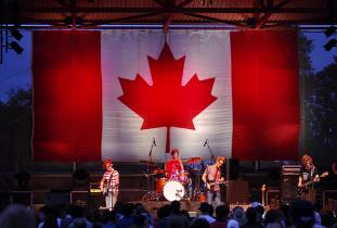 Canada Day Stage