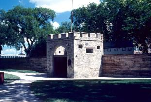 Upper Fort Garry Gate