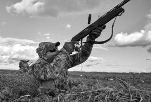 Duck hunting outfitter Manitoba