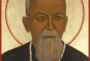 Bishop Velychikovsky Martyr's Shrine