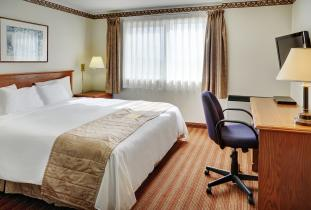 Brandon Lakeview Inn & Suites Guest Room