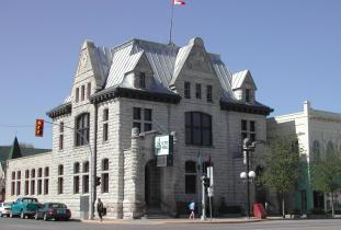 City of Portage la Prairie - City Hall