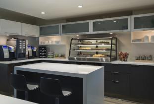 Exec Lounge Kitchen