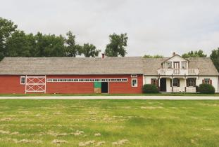 Neubergthal, Canadian Heritage Village