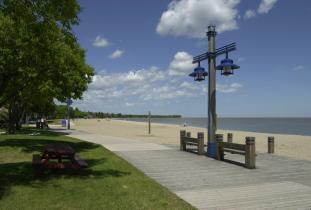 Gimli - Beach Boardwalk