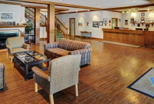 Lakeview Resort & Conference Centre Gimli - Lobby
