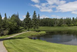 Lakeview Hecla Golf Course