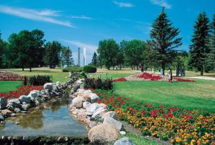 International Peace Garden