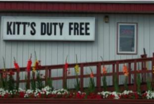 Kitt's Duty-Free Shop Inc