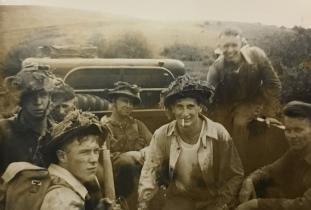 Royal Winnipeg Rifles soldiers WWII