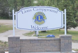 Sandy Lake Lions Campground