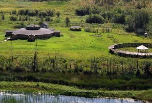 Turtle Lodge - Anishnabe Mikinack Kinamakamik