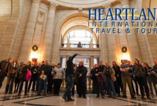 Heartland Tours header (Hermetic Code)