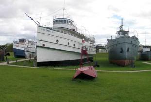 Marine Museum in Selkirk