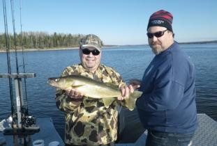 Trail End Camp Walleye 5