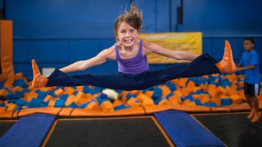 Sky Zone in Plainfield, Indiana