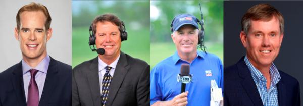 Fox sports broadcasters
