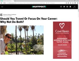 2017 Summer Marketing Campaign - Online - Huffingtonpost.com - Cove Haven Entertainment Resorts