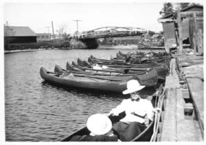 WETaylor - canoes