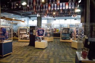 60 Years of Pro Hockey in Winnipeg Exhibit