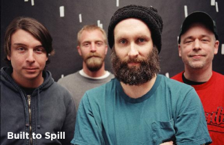 Built to Spill will Perfrom at Dogfish Head's Analog-A-Go-Go