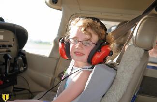 Flight1 allows children to gain confidence through flight.