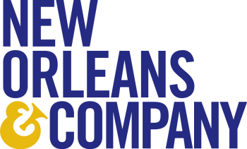 New Orleans & Company Stacked Logo