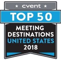 cvent Top 50 Banner