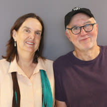 Michael Murphy and Cilista Eberle