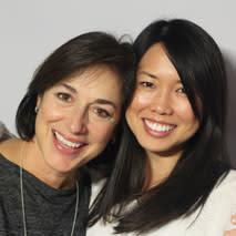 Karen DeSalvo and Ayame Dinkler