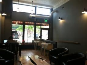 Fortezza Coffee Interior