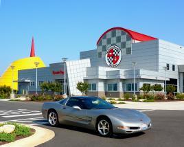 National Corvette Museum exterior