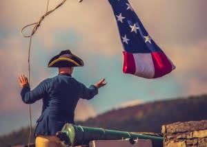 Fort Ticonderoga - Memorial Day