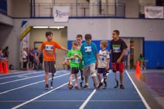 Turnstone - Adaptive Sports Race