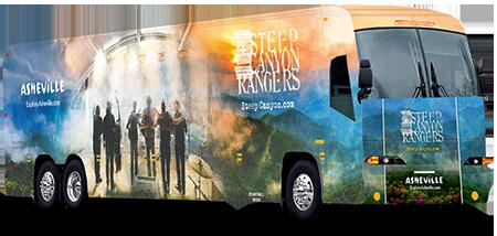 Steep Canyon Rangers Bus