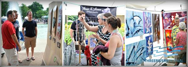 Art in the Park - Three Rivers Festival - Fort Wayne, IN