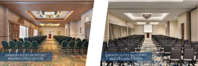 Embassy Suites meeting space