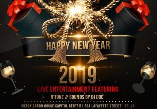 New Year\'s | Visit Baton Rouge
